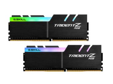MEMORIA RAM G SKILL TRIDENTZ RGB 16GB (2X8) 3600MHZ