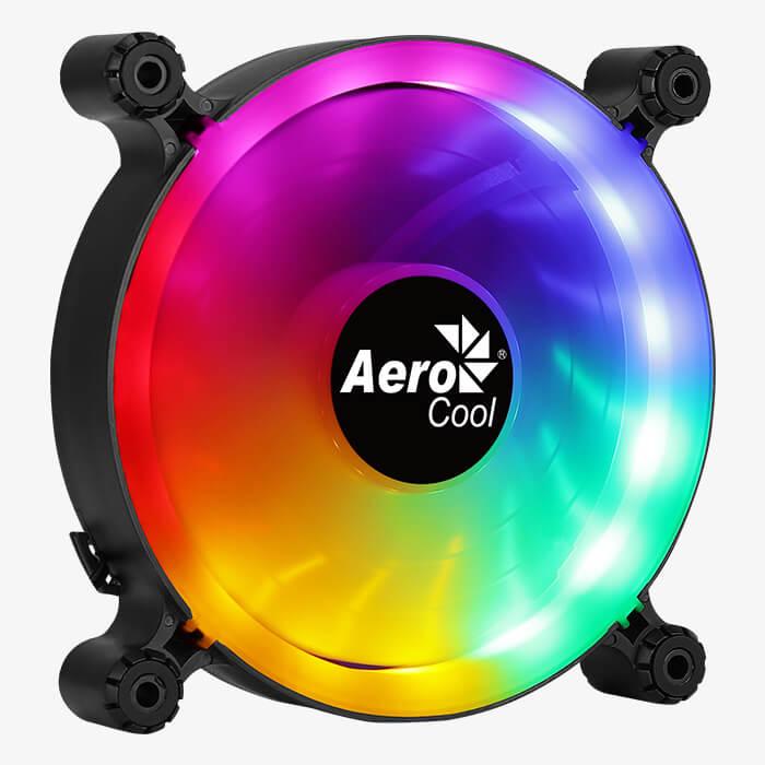 FAN COOLER AEROCOOL SPECTRO 12FRGB