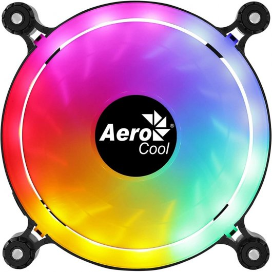 COOLER AEROCOOL SPECTRO 12 FRGB 12MM
