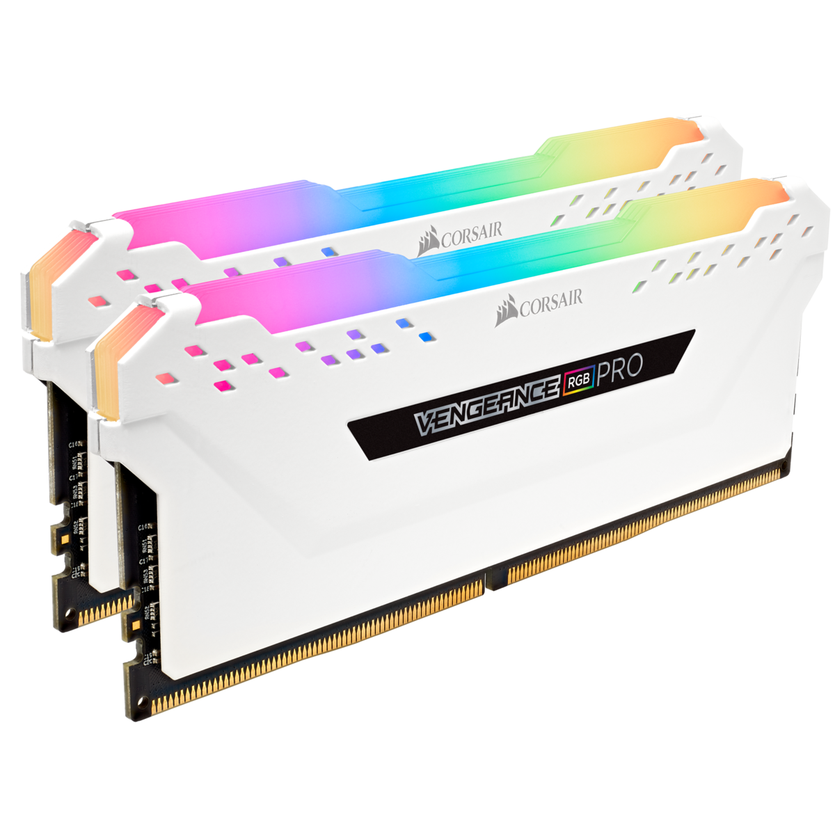 MEMORIA 16GB 2X8 3200MHZ VENGEANCE PRO WHITE CORSAIR