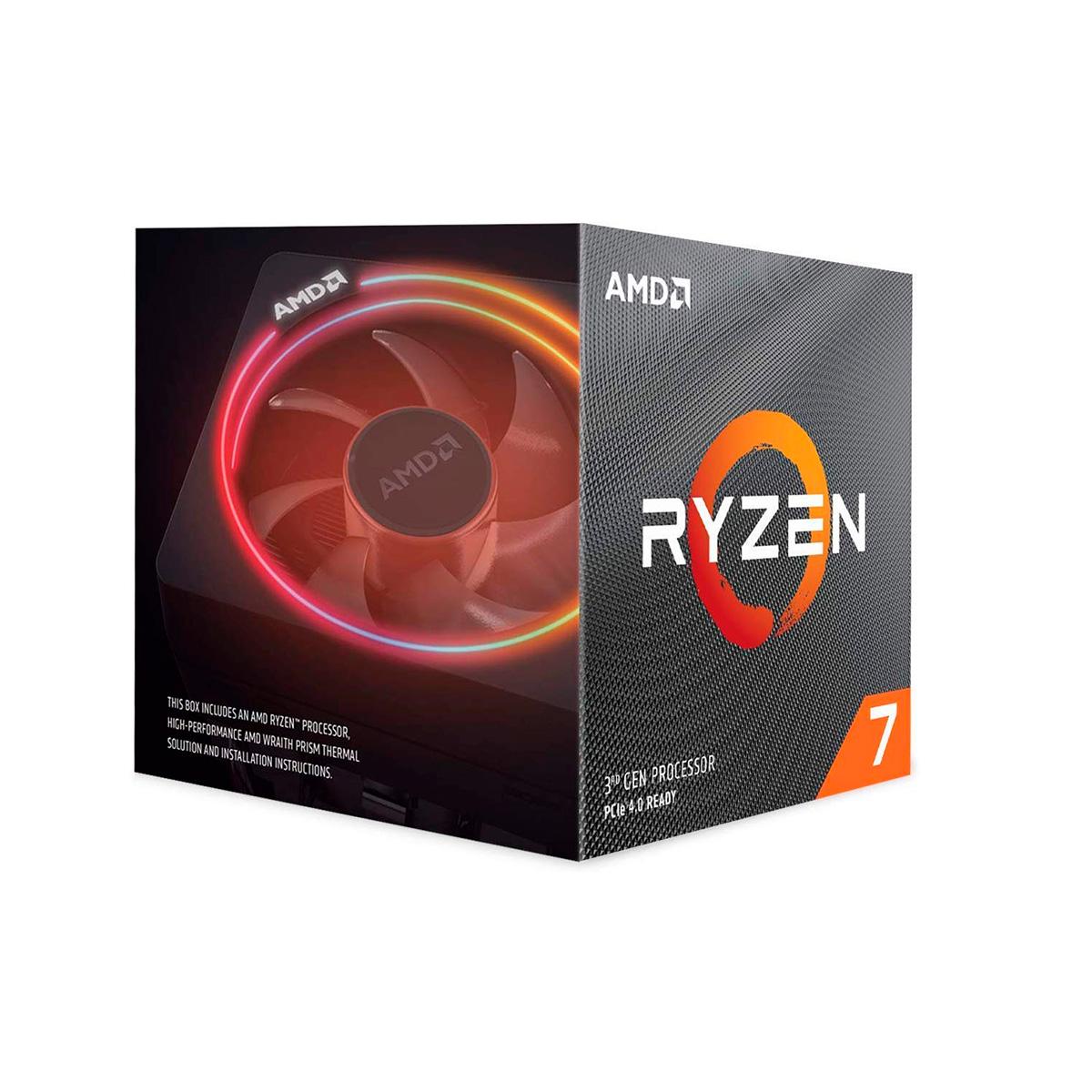 PROCESADOR AMD RYZEN 7 3700X ZEN2