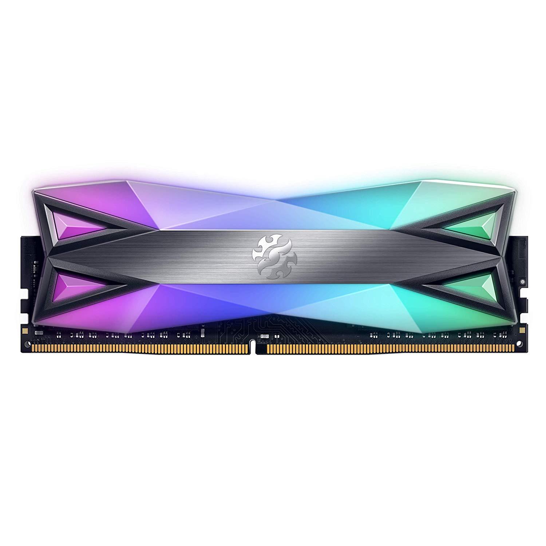 MEMORIA 8GB 3200MHZ XPG SPECTRIX D60G RGB ADATA