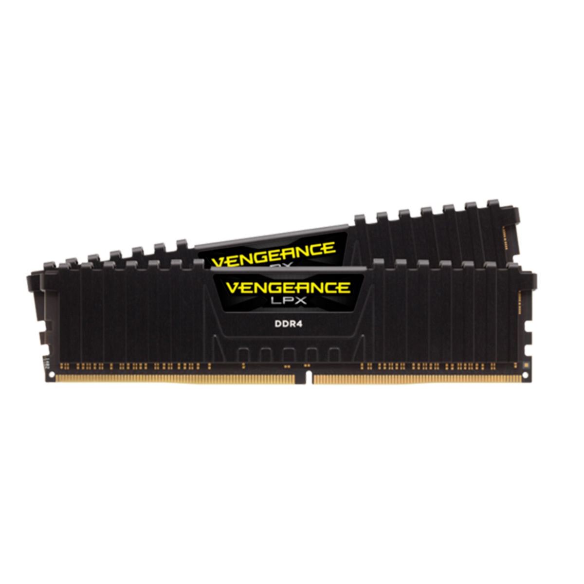 Memoria 16gb 2x8 Vengeance Lpx Black 3200mhz Corsair