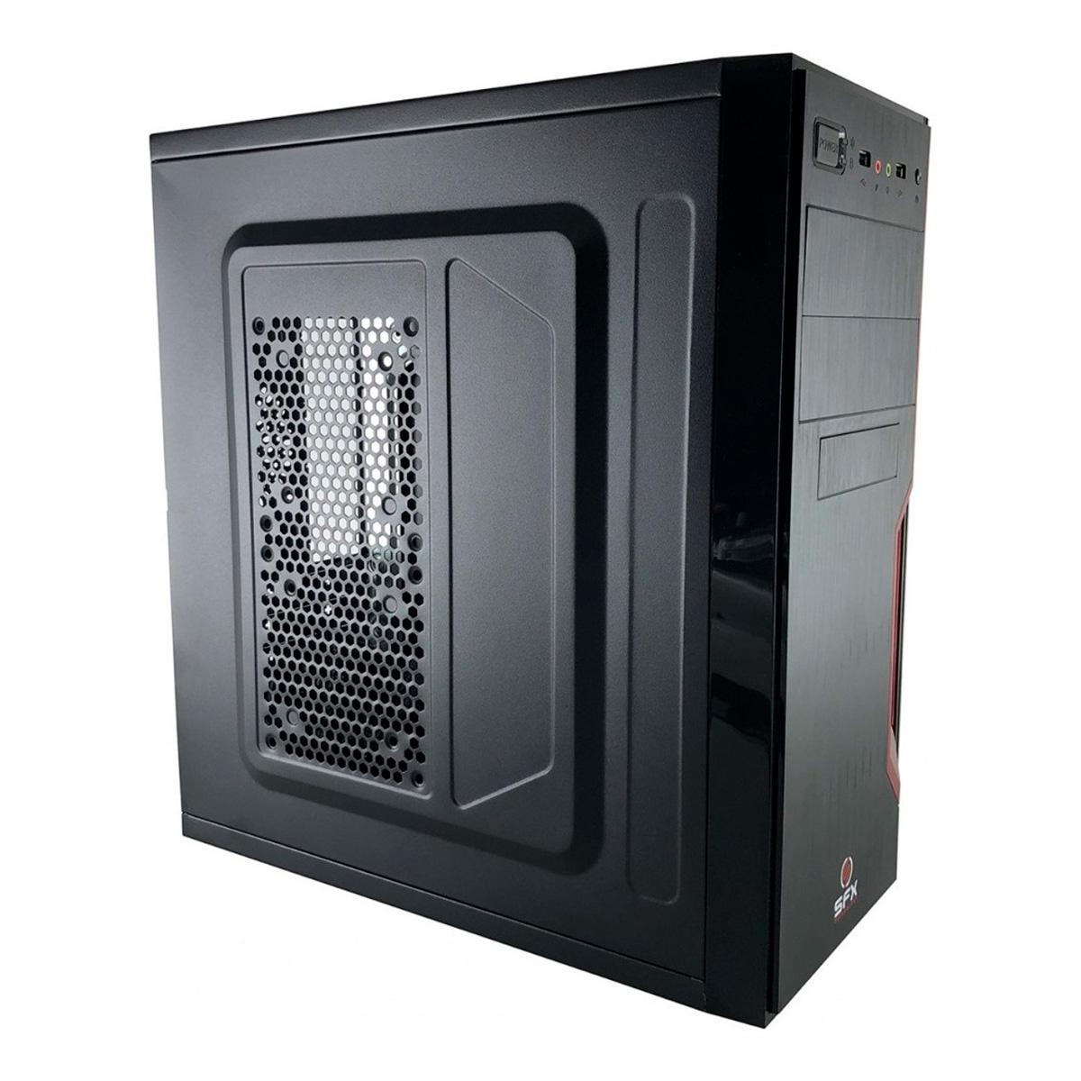 GABINETE KIT 783 BLACK + 500W SFX