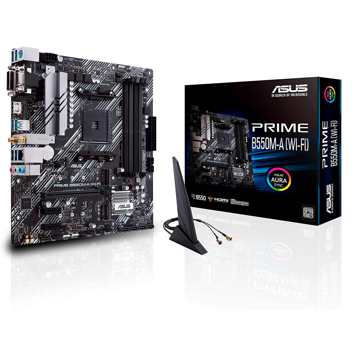 MOTHER B550M-A WIFI ASUS AM4