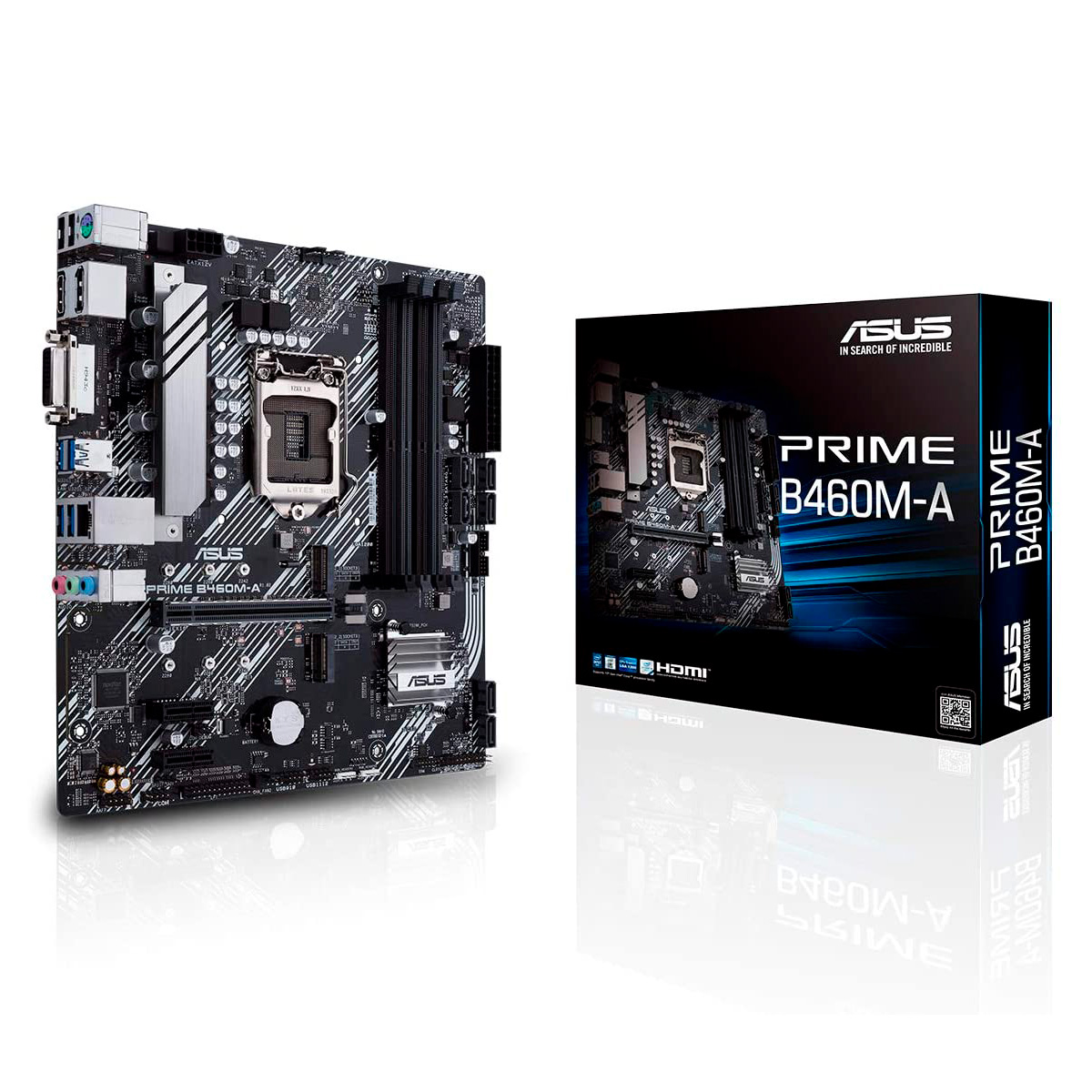 MOTHER B460M-A PRIME ASUS