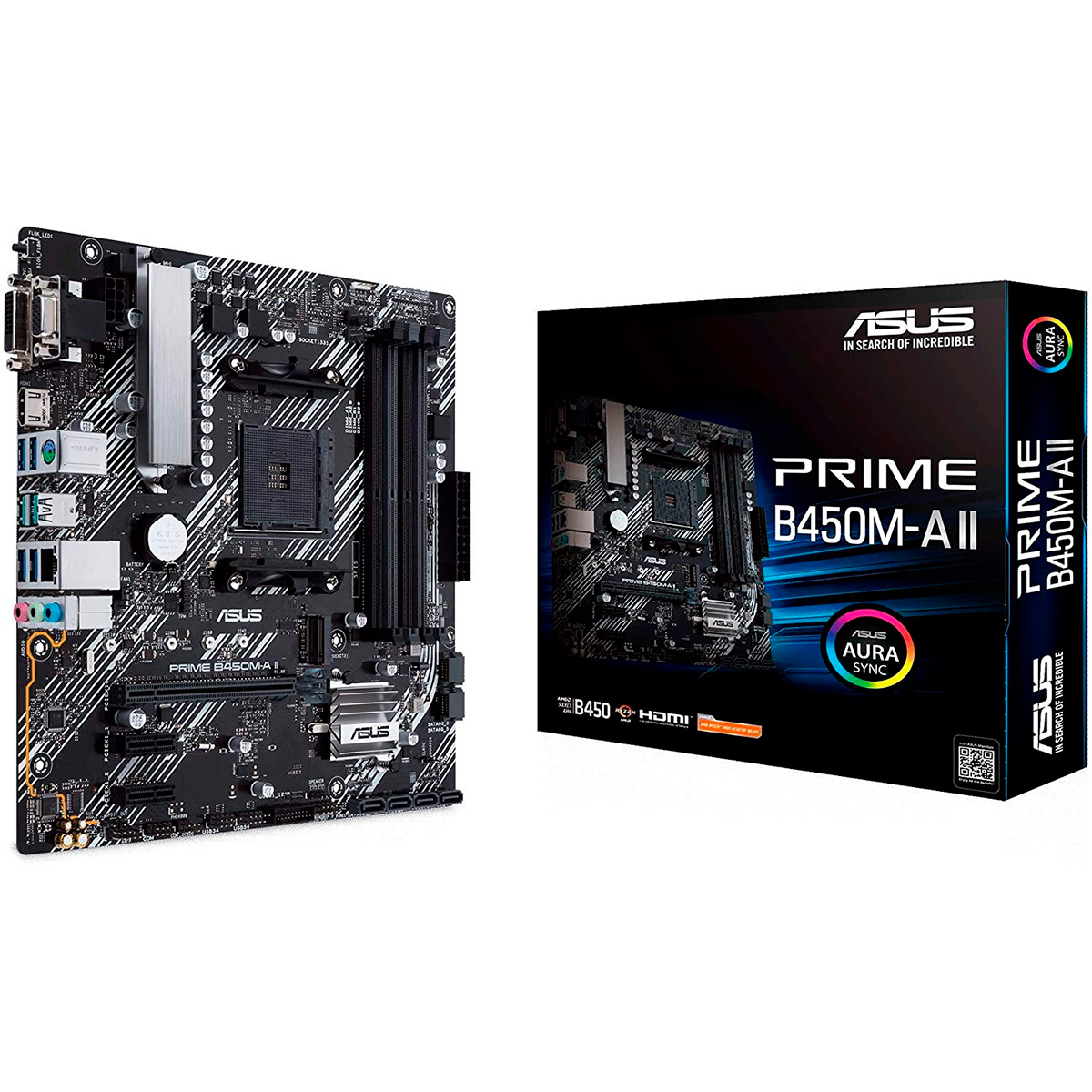 MOTHER B450M-A II PRIME ASUS AM4